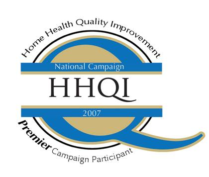 Home Health Quality Improvement Logo, National Campaign 2007