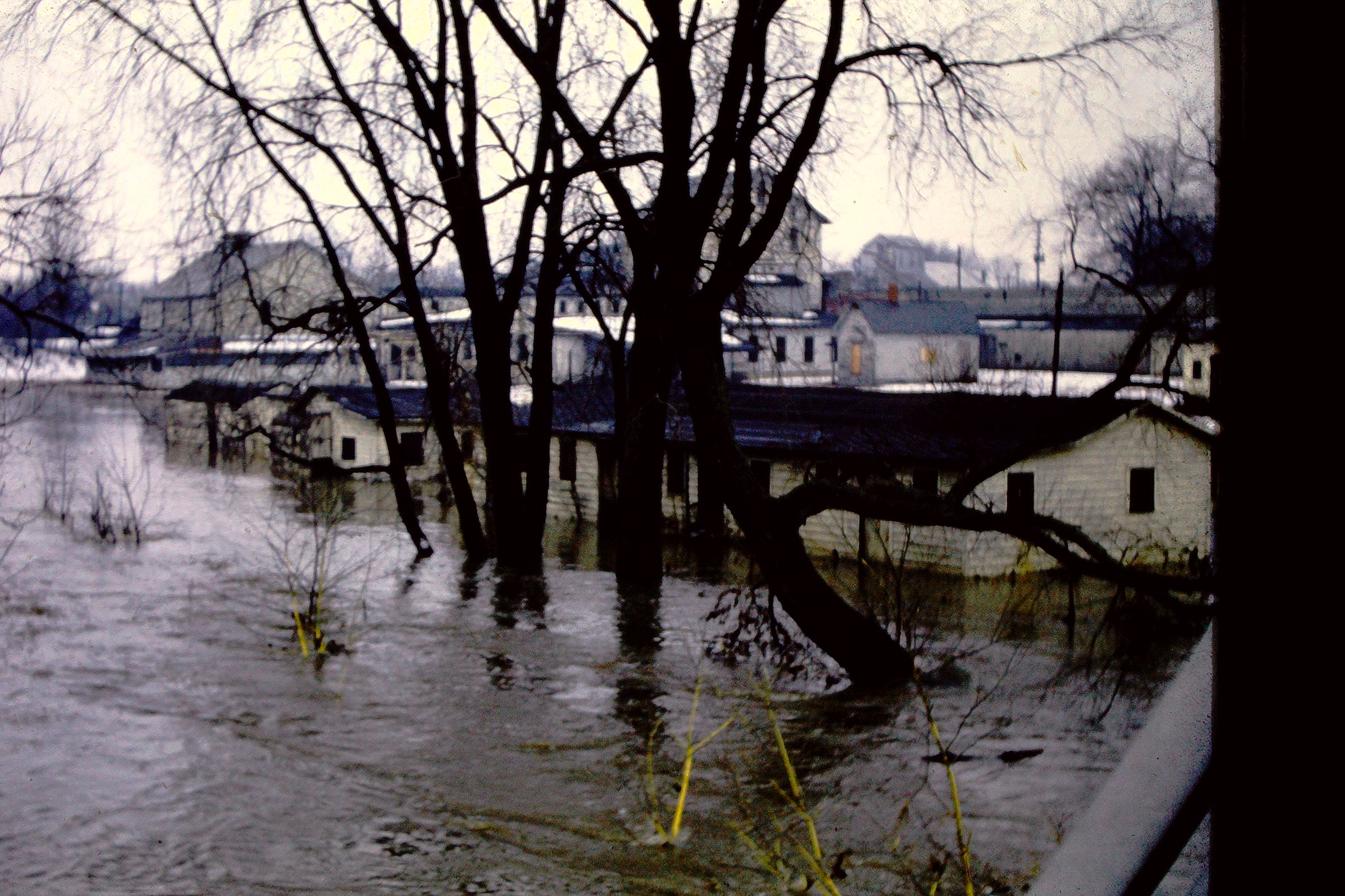 1963 degraff flood